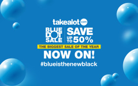 WIN BIG WITH THE BLUE DOT CHECKOUT ON Kfm 94.5