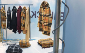 Burberry criticised for destroying R450m worth of merchandise