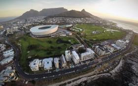 Fantastic Aerial Photos of the Cape