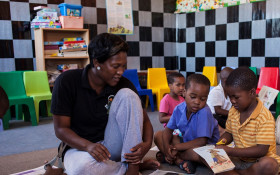 Two new South African languages added to children's reading campaign