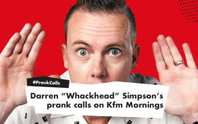 "Weekly round-up of Darren ""Whackhead"" Simpson's epic pranks"