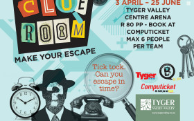 Clue Room, Mystery escape game, do you have what it takes?
