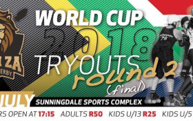 Rollerderby World Cup Tryouts (Final Round)