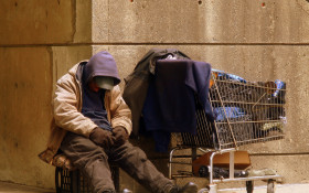 'A fine is never ever the first approach when dealing with a homeless person'