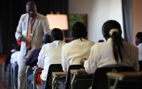 Matrics need quiet study environment during exam period, says WC education dept