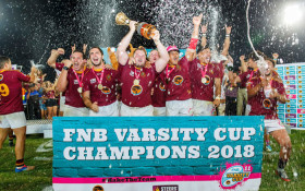 Maties dominate NWU to win 2018 Varsity Cup title
