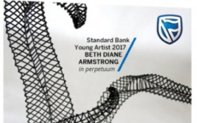 Standard Bank Young Artist – Beth Diane Armstrong in perpetuum