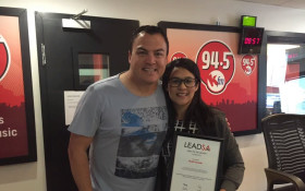Our Lead SA Hero for the month of October is Rivka Hoosain