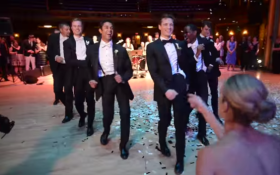 [WATCH] This Groom Performs an EPIC First Dance