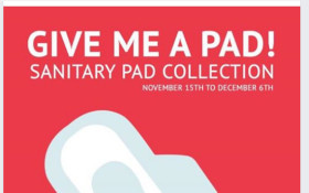 Popular broadcaster kicks off Give me a Pad drive