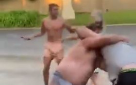 [VIDEO] Brawl allegedly in Kyalami Estate has social media in stitches