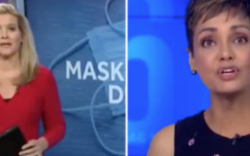 [WATCH] Montage of great 'masks debate' by US TV anchors leaves us in stitches