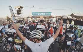 Images and videos: Telkom 947 Cycle Challenge