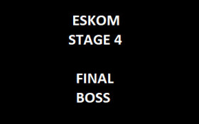 [LISTEN] The Flash Drive: ESKOM Stage 4 - Boss Level!