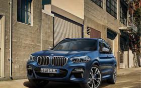 Xplore with BMW x3