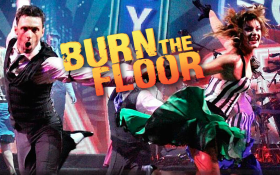 It's Time To Burn The Floor