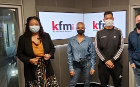[WATCH] Laureus Ambassador Wayde van Niekerk on Kfm Mornings