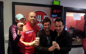 Kfm Breakfast Celebrates International Chocolate Milkshake Day