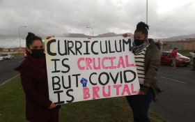 Calls mounting for WC schools to shut down as COVID-19 infections rise
