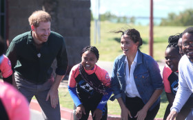 Royal treats: Harry, Meghan show CT their dance moves, Archie meets the Tutus