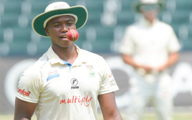[LISTEN] Rising cricket star Lungi Ngidi talks about taking 6 wickets on debut