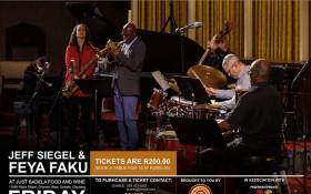 Jeff Siegel & Feya Faku Live At Just Badela Food And Wine