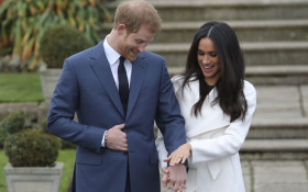 Queen gives seal of approval to Prince Harry and Meghan Markle's wedding