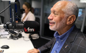 Former NASA Astronaut answers questions from Kfm listeners