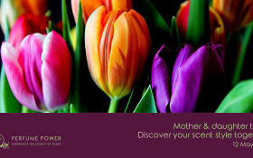 Mother & Daughter Treat – Discover Your Scent Style Together