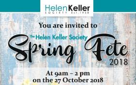 Helen Keller Society - Annual Fete