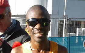 The Fastest 12km Runner in SA