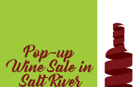 Shop and save at GETWINE's warehouse pop-up shop