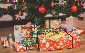 Letters to Santa: Unlike his baby brother, Joshua has been a good boy this year