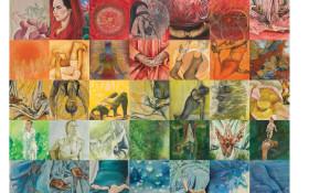 The Subtle Body  - Yoga & Chakra Exhibition Opening