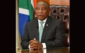 President Ramaphosa to address the nation on Sunday