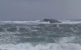 [WATCH] Today's storm in videos