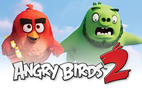 Win tickets to see The Angry Birds 2 with Kfm 94.5