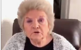 [WATCH] Granny has a message for those panic buying