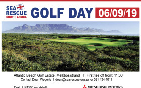 Sea Rescue South Africa Annual Golf Day