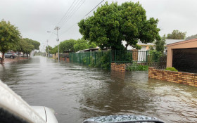 [PICTURES] Flooding, traffic chaos in Cape Town as the heavens open
