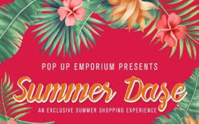 Summer Daze Pop Up Emporium