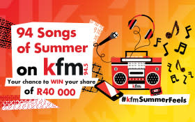 Share your ultimate summer playlist and win with Kfm 94.5