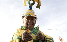 Alfred Ntombela aka Shorty laughs his way into our hearts