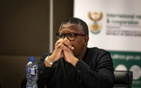 Law enforcement must be hard on taxis and make sure they comply - Mbalula