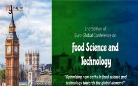 2nd Edition of Euro-Global Conference on Food Science and Technology