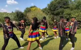 [WATCH] Ndlovu Youth Choir busting coronavirus myths is a breath of fresh air
