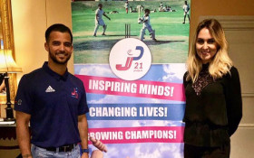 JP Duminy Gives Back to the Cape
