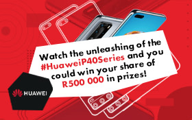 Win The Brand New Huawei P40 Series 5G Thanks to Huawei and KFM 94.5