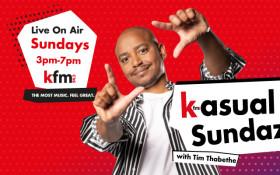 7 Questions with #KfmSundaze presenter, Tim Thabethe
