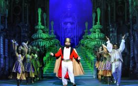 Pinocchio panto opens at Joburg Theatre